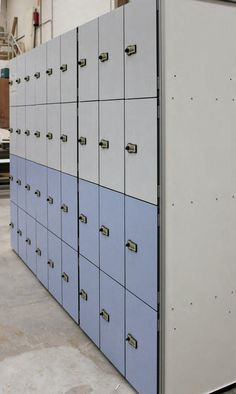 Lockers, Box Office, Closets, Cabinets, Cubbies, Cabinet