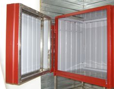 Stracture du four Forno A Gas, Gas Oven, Construction, Ceramic Pottery, Divider, Room, Ovens, Air, Furniture