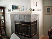fireplace mantel shelf plans - Google Search | fireplace ...