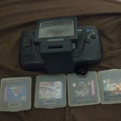 bigcanadianmark: Hello old friend.... #needAAbatteries #sega #gamegear #gamegear #microobbit