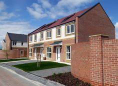 Homethorpe, Hull. Winner of the Best Social or Affordable New Housing Development in the South Yorkshire and Humber LABC Building Excellence Awards.