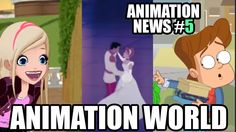 Animation News (Oct, 2015) Rainbow's 'Regal Academy' | Disney Animation's 92nd Anniversary | CollegeHumor's 'Back to the Future' parody
