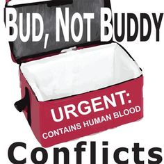 BUD, NOT BUDDY Conflict Graphic Organizer - 6 Types of ConflictNOVEL: Bud, Not Buddy by Christopher Paul CurtisLEVEL: 5th-10thCOMMON CORE: CCSS.ELA-Literacy.RL.2Answer Key Included!This resource can be purchased as part of BUD, NOT BUDDY Unit Palacio R.J.