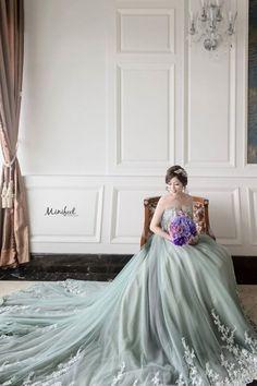 婚紗-宴客禮服