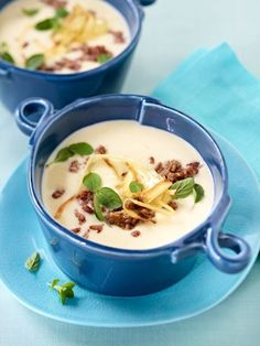 Suppe zum Abnehmen? Gern - denn unsere Low Carb Suppen schmecken richtig gut. Und dank der vielenProteine halten sie den