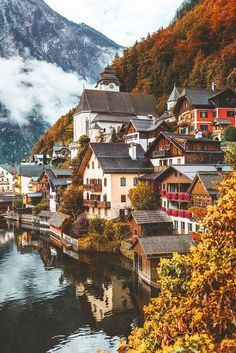 "wanderlusteurope: ""Hallstatt, Austria """