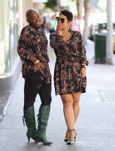 Style Options With Tieko & Mimi - Mimi G Style Curvy Fashion, Love Fashion, Plus Size Fashion, Fashion Outfits, Fashion Tips, Fashion Trends, 80s Fashion, Fashion Addict, Fall Fashion