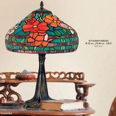 Lámpara sobremesa Tiffany: http://www.iluminika.com/Tiffany-Sobremesa-Tiffany-KT123067-DZ252.html