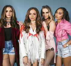 We Asked Little Mix To Debunk Common Dating Rules