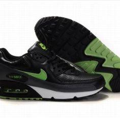 Nike Air Max 90 pour Homme Blanc/Noir/Cr
