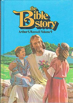 "The Bible Story Arthur S. Maxwell Volume 9 ""King of Kings"""