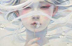 Miho Hirano-painting-beautyofnature-numerik.jpg