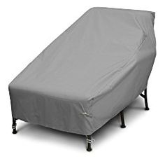 KoverRoos Weathermax 89628 Wide Chaise Cover, 82 by 42 by 36-Inch, Charcoal