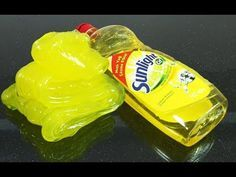 Hand Soap and Sugar Slime, No Glue Clear Slime with Hand Soap and Sugar, 2 ingredients Clear Slime - YouTube