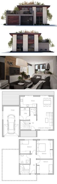 DesertRose,;,Planta de casa, arquitetura moderna, projeto de casa,;,                                                                                                                                                                                 Mais