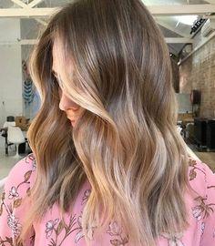 Gorgeous Spring Hair Color Ideas For Brunette 55