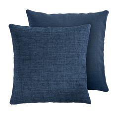 Cozy Living Pude, Cushion - denim blue - Puder - Tekstiler - Stue - Bolig