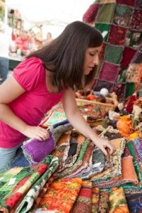 Tips on how to find, register, and start selling at #craft fairs.