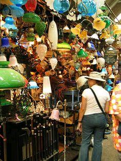 ตลาดนัดจตุจักร (Chatuchak Weekend Market) in จตุจักร, กรุงเทพมหานคร