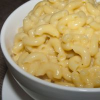 Alton Brown's Stove Top Macaroni & Cheese   Bakerlady
