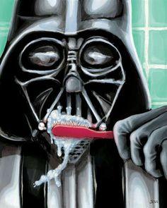 you still need to look after your teeth! The Galaxy's Premier Dental Clinic Humor Dental, Dental Quotes, Dental Hygienist, Film Disney, Dental Art, Star Wars, Best Oral, Dental Assistant, Oral Hygiene