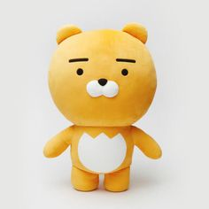 Kakao Talk Friends Character Ryan 85cm 33in Giant Plush Doll + Expedited ship #KakaoFriends
