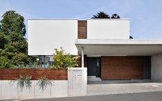1016 Einfamilienhaus, Neubau | a.punkt architekten Gestaltung außen