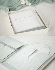 Album/box case. #photography #business #packaging #branding #photo #gray #white #cd