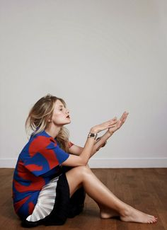 Melanie Laurent for S Moda El Pais, February 2014