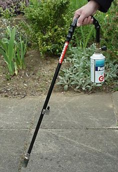 Flame Gun Weeder By M H Berlyn Ltd Recommended Thrive For Disabled Gardeners To