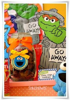 Hostess with the Mostess® - Sesame Street 1st Birthday Party