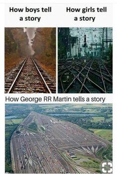 GoT storytelling