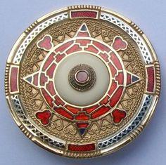 Reproduction: Kentish Style Anglo Saxon Brooch