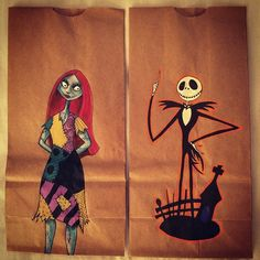 Mom Creates Wonderful Drawings Of Pop Culture Characters On Kids' Lunch Bags