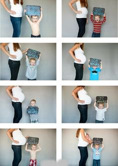 How cute!! I'm doing this