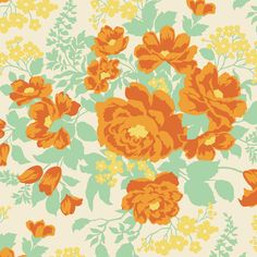 Joel Dewberry · Rose Bouquet · Amber