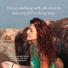 #Yoga http://www.aitheinhealing.com/learn/yoga-retreat-goa-india/advaya-yoga-retreat-goa-india/