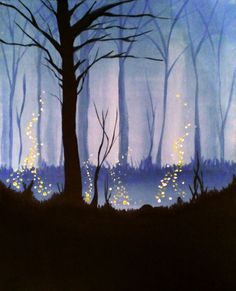 Blue Twilight  being taught at Bella Napoli Pizza on Tuesday, July 8!  *Paint Nite Nashville*  Buy tix at paintnite.com and use coupon code ILOVEPINNING for $20 off.