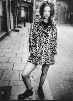shirley manson in leopard print