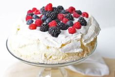I LOVE Pavlova, but when I tried making it myself, I failed :-( But with coconut it should be amazing!!