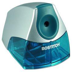 Stanley Bostitch® Compact Desktop Electric Pencil Sharpener - Blue : Target