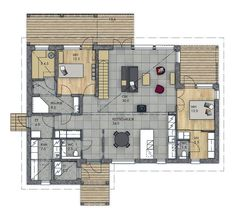 Sims, House Plans, Floor Plans, Exterior, Architecture, Houses, Dreams, Arquitetura, Homes