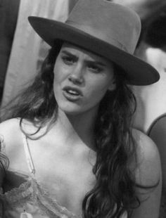 "Ione Skye, starred in 80's romkom's like ""The Rachel Papers"" & ""Say Anything"""