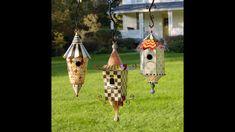 Bird houses- Cómo Hacer una Casa para Pájaros