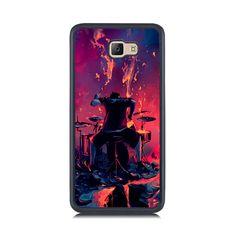 >> Click to Buy << Colorful Music Jazz Drummer Print Phone Case For Samsung Galaxy J3 J5 J7 2016 J5 J7 Prime Soft TPU + Hard PC Phone Bags & Case #Affiliate