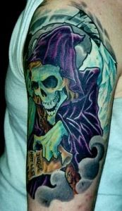 rebel flag grim reaper « search results «Tattoo pictures tattoo ...