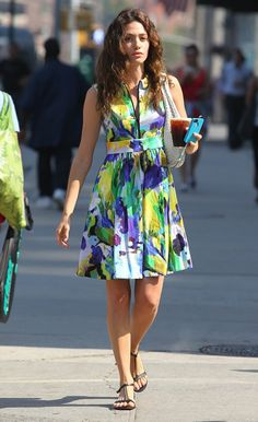 Emmy in Classic Floral #Dress