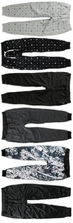 Joggers sewing ideas