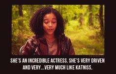 Amandla on Jennifer!