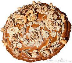 Ukranian Easter Holiday Bread
